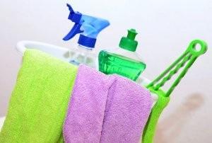 Hilfe beim putzen